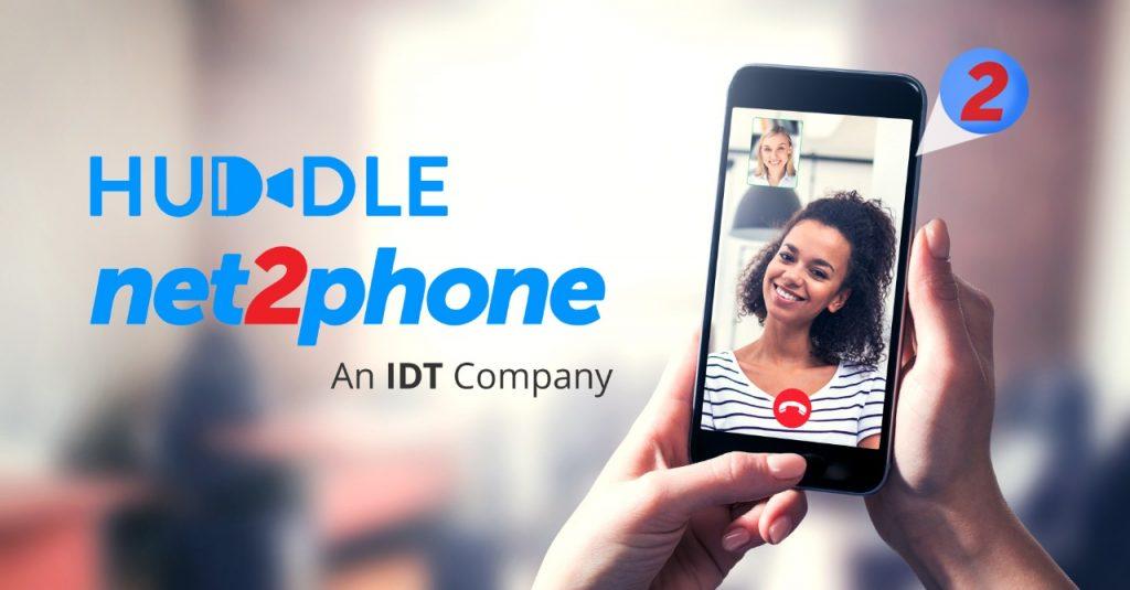 huddle net2phone